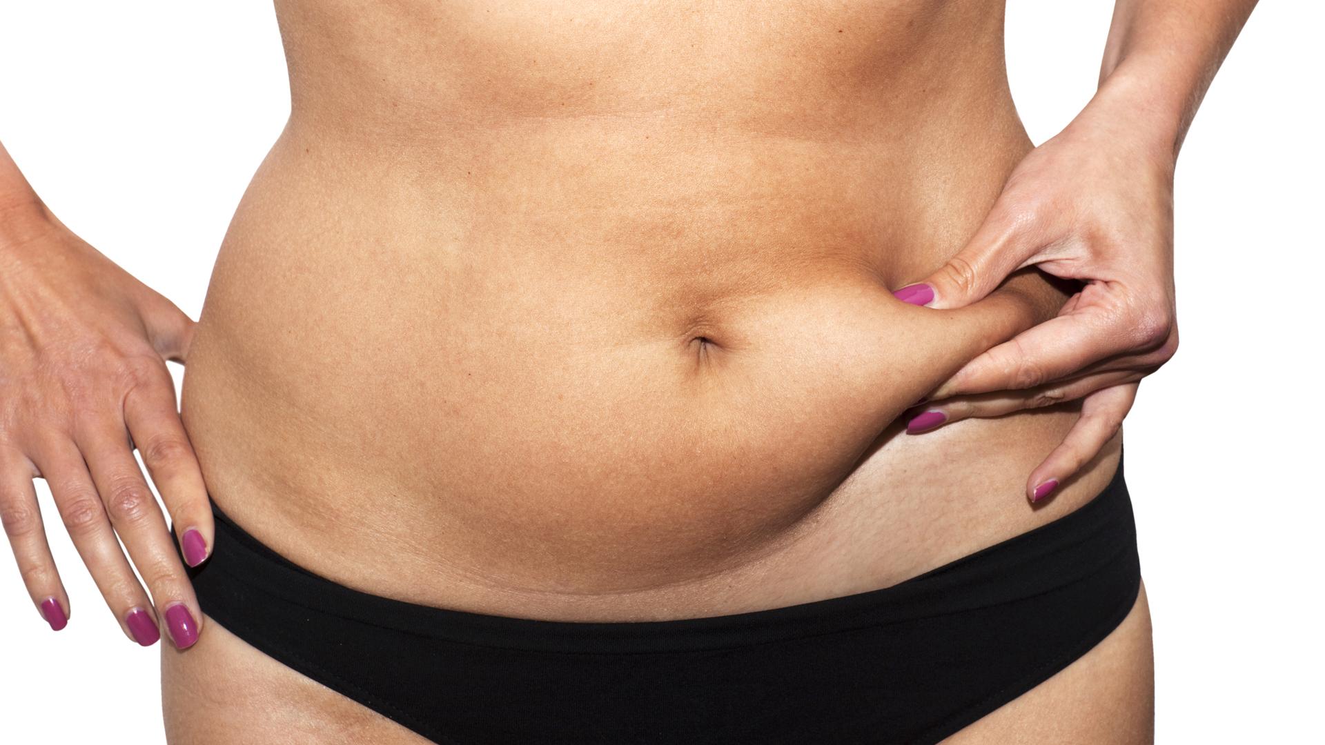 eliminare i depositi di grasso