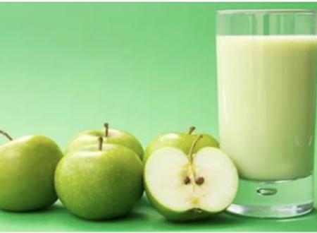 2 mele, 1 limone, 1 tazza d'avena e preparati a perdere almeno una taglia