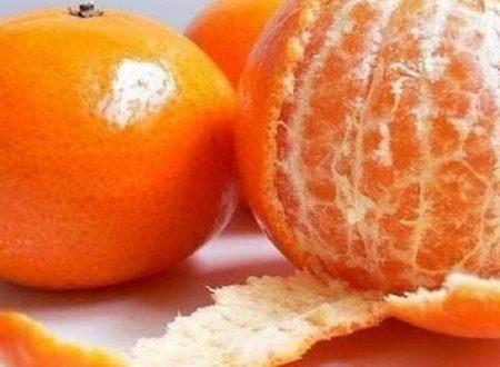 La buccia di mandarino aiuta a guarire 7 problemi di salute
